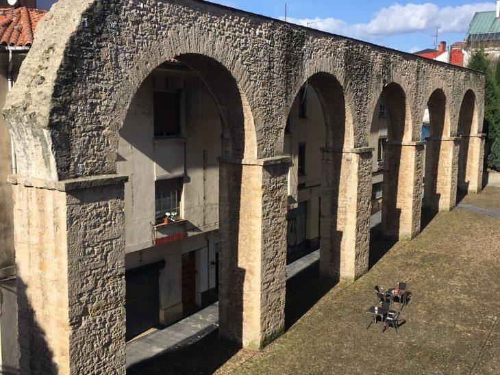 Acueducto de los Pilares de Oviedo