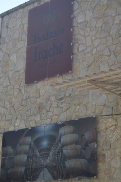 Visita a Bodegas Irache