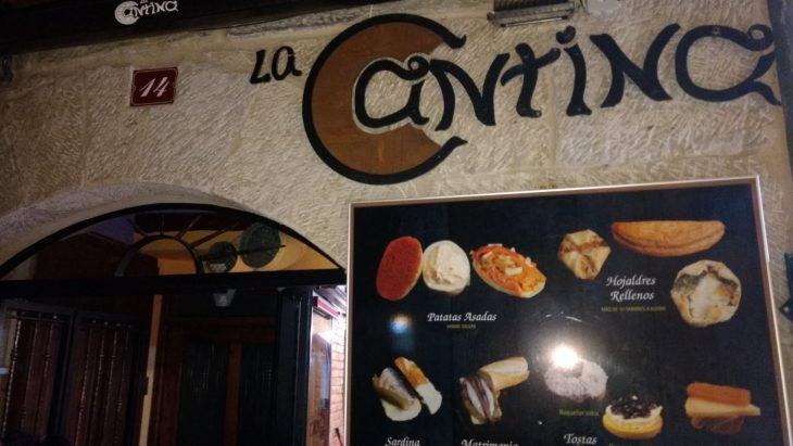 Bar La Cantina de Logroño