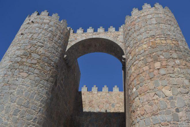 Puerta del Alcázar