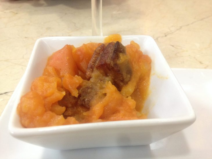Tapa de Patatas Revolconas