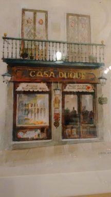 Restaurante Duque de Segovia