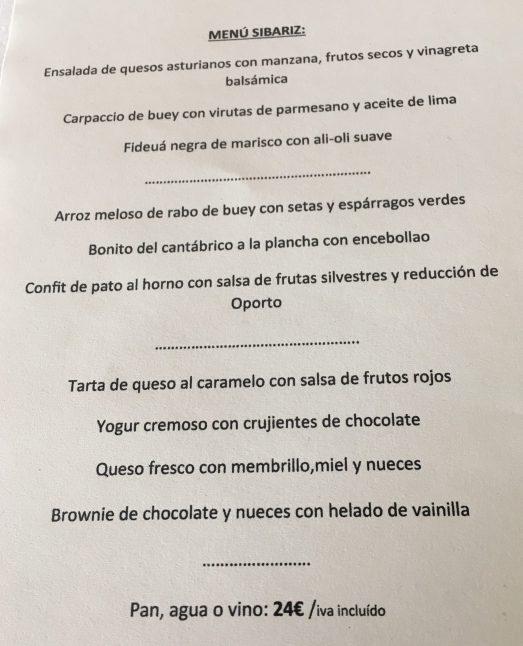 Restaurante Sibariz