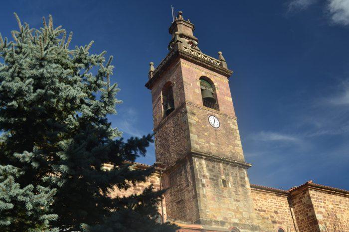 Iglesia de San Juan Bautista, Arizkun