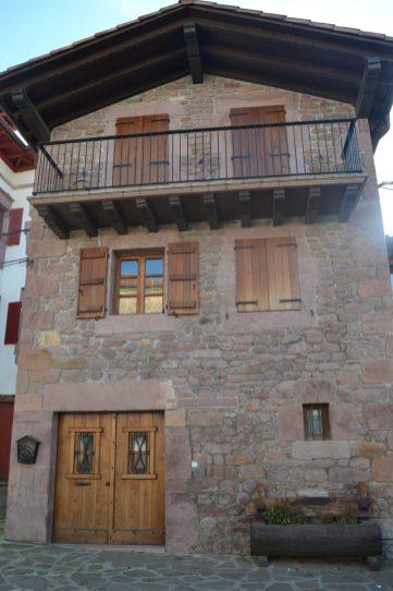 Casa nueva de Arizkun