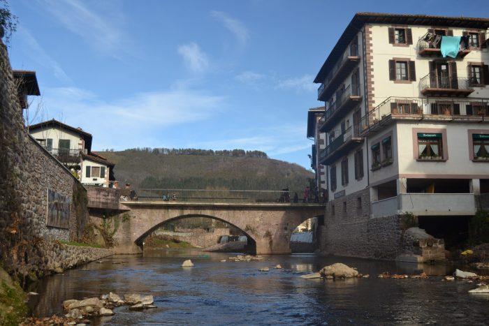 Puente de Txokoto, Elizondo