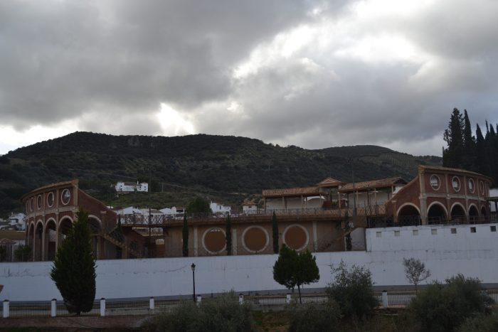 Coliseo multiusos de Almedinilla