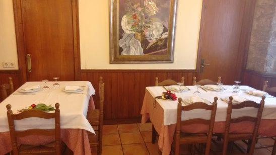 Comedor de Casa Galarza, Elizondo