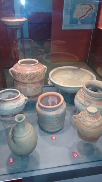Embudo y otras vasijas