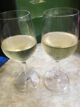 Vino blanco de Somontano