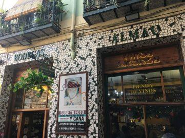 Bodegas Almau de Zaragoza