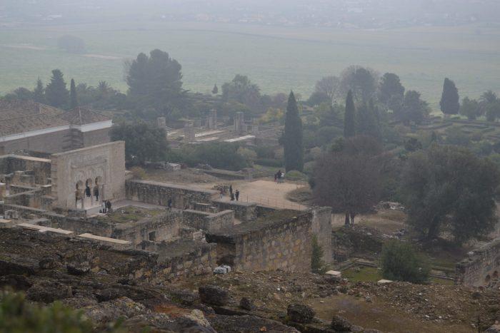 Vista de Medina Azahara