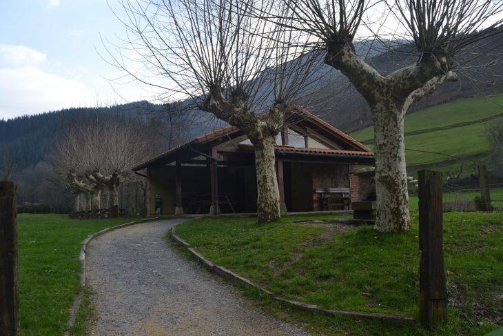 Edificio de la Estación El Tope o Topekoa