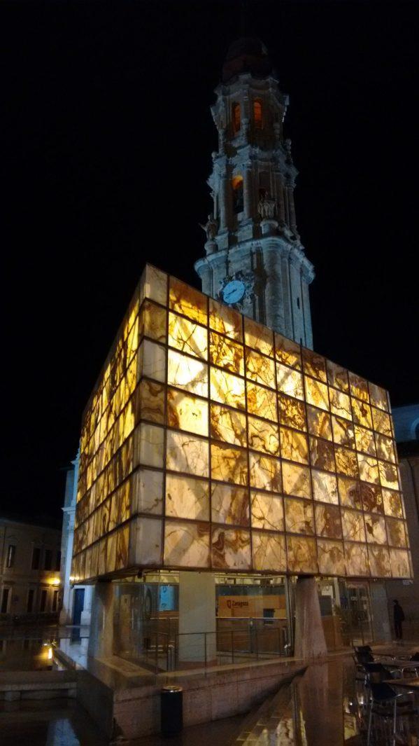 Torre de La Seo de Zaragoza
