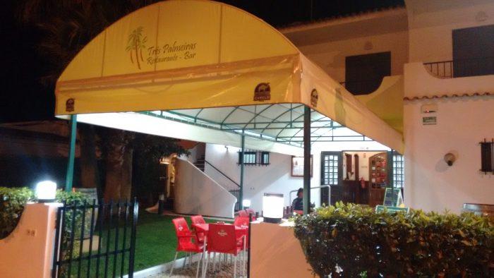 Restaurante Três Palmeiras