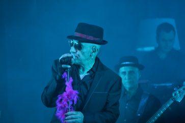 Doctor Deseo en concierto