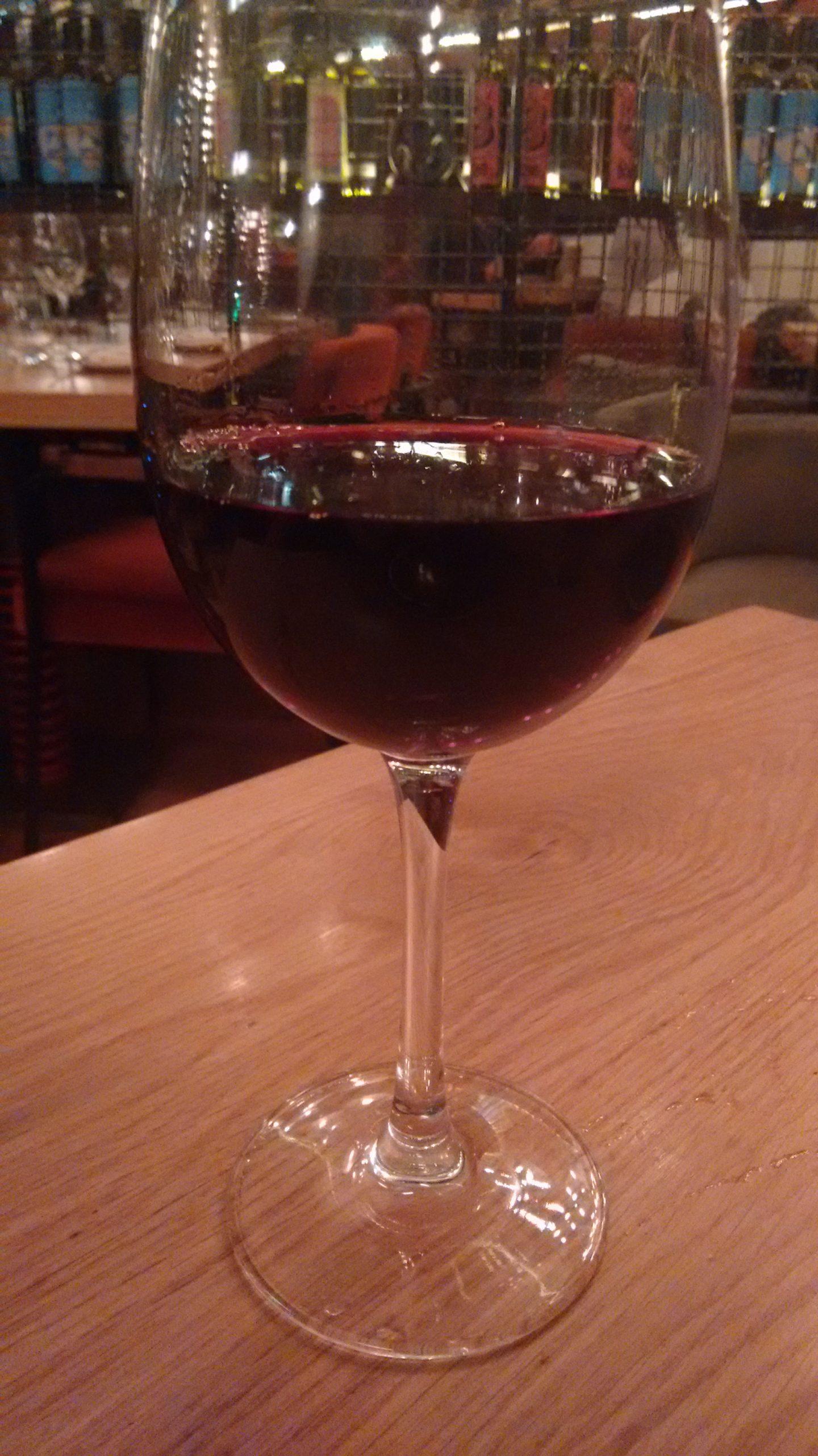 Copa de vino crianza Muriel
