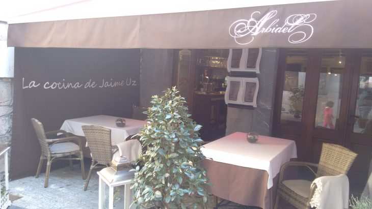 Restaurante Arbidel de Ribadesella