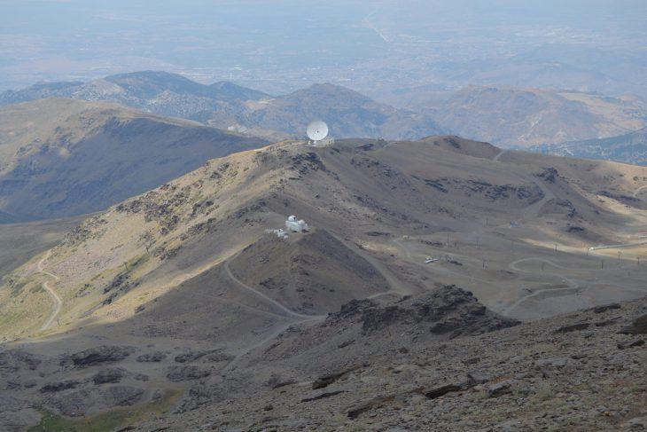 Observatorio astronómico de Sierra Nevada