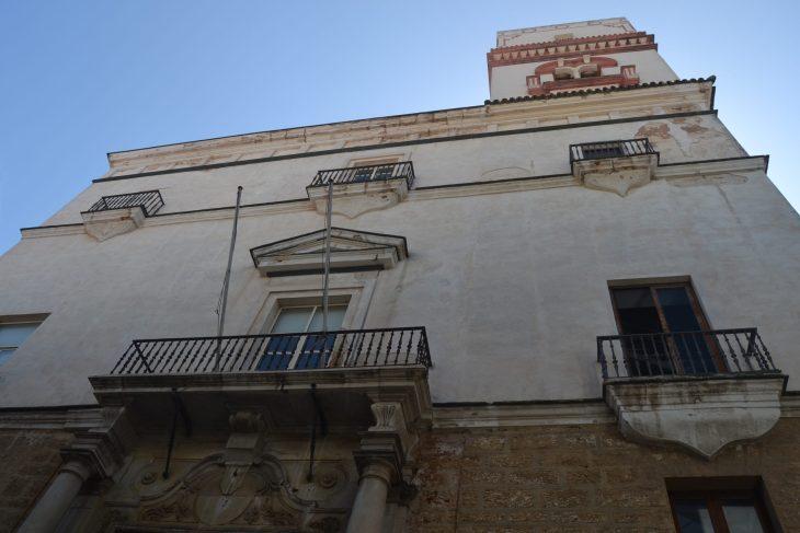 Torre de Tavira de Cádiz