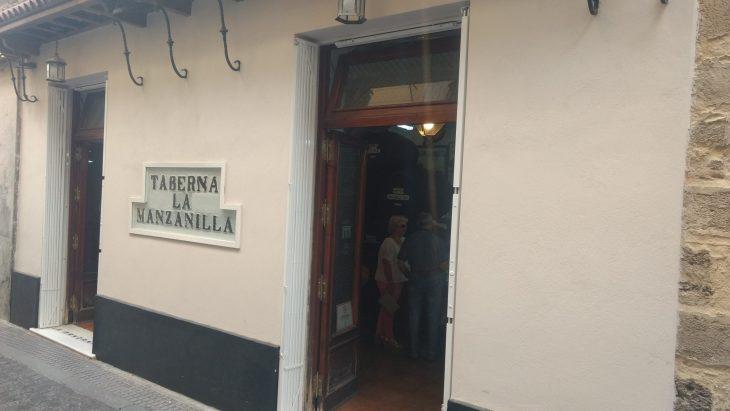 Taberna La Manzanilla de Cádiz