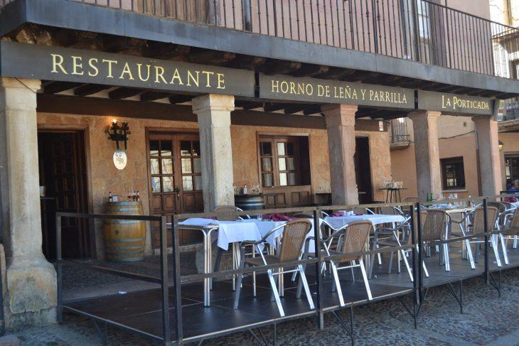 Restaurante La Porticada de Riaza