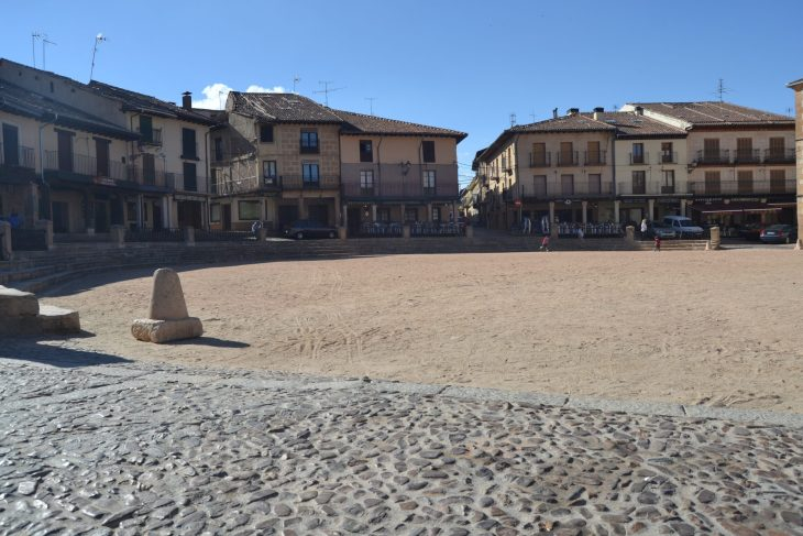Plaza Mayor de Riaza