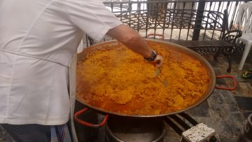 Degustación de Paella