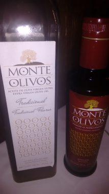 Aceite de oliva y Vinagre Monte Olivos