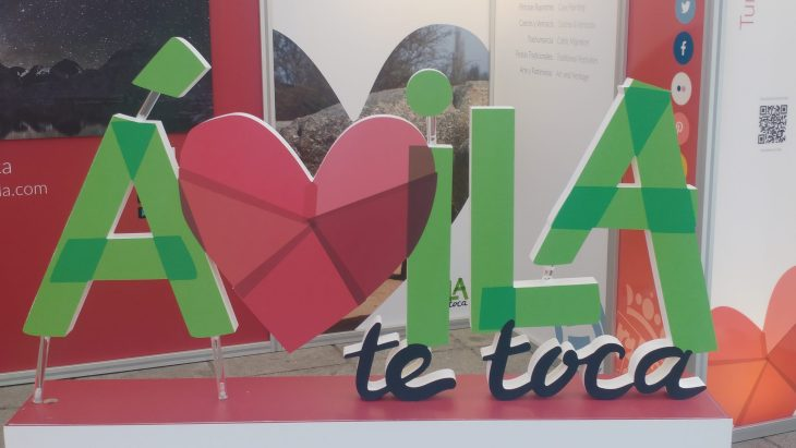 Logo de Ávila te toca