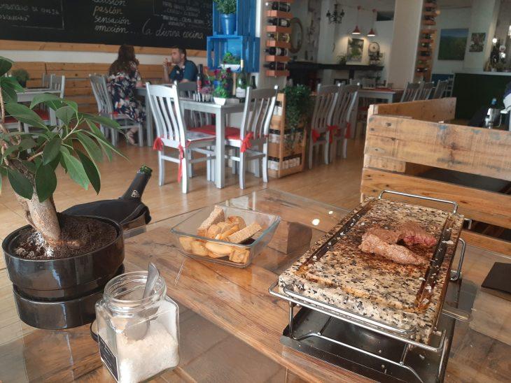 Restaurante La Divina de El Bosque