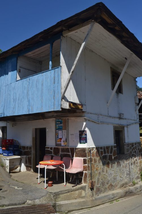 Casa Retumba de Calleras