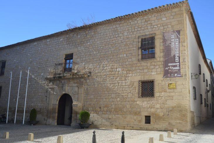 Casa de Don Luis de la Cueva de Úbeda