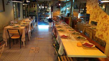 Restaurante Zurima de Bilbao