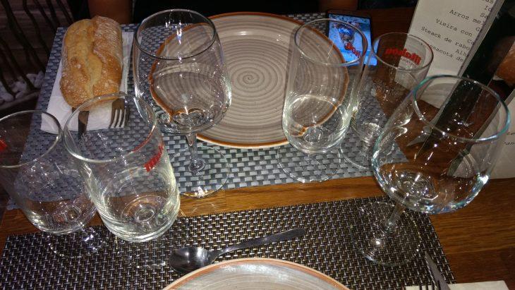 Cena maridaje con cerveza en el Haritza Gastro Café de Mungia