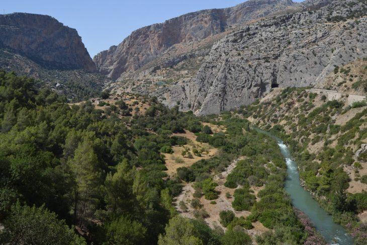Valle del Hoyo. Tajo de la Paloma y Desfiladero de Gaitanejo