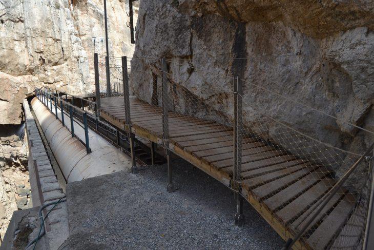Puente del Canal del Caminito del Rey