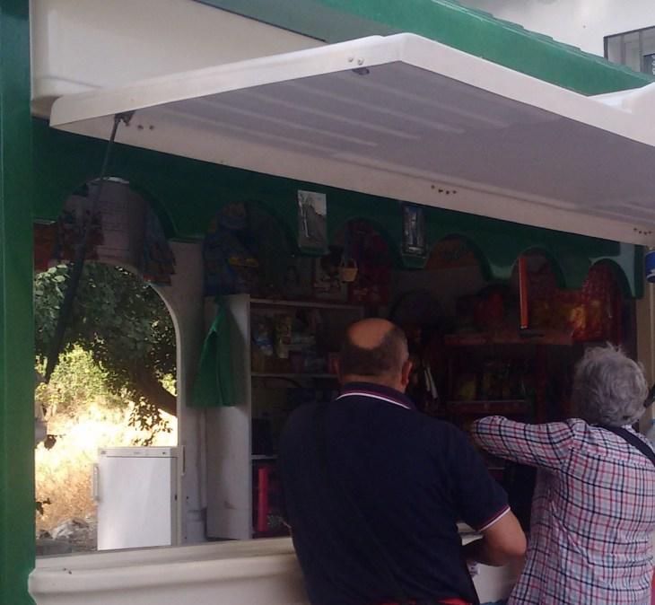 Kiosko de Álora