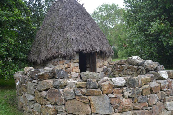 Corru o refugio de pastores asturianos