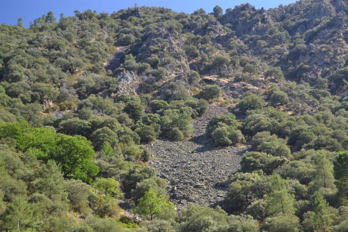 Montes de El Gasco