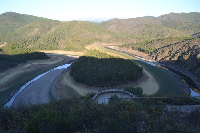 Meandro del Melero