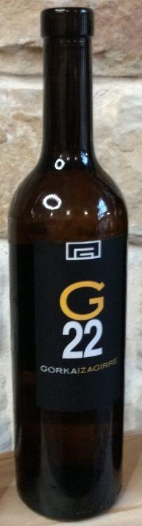 Txakoli G22