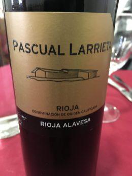 Vino tinto de DOca Rioja