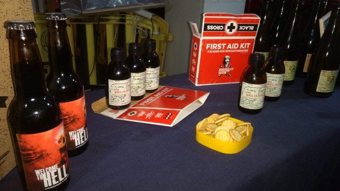 Cervezas artesanas de La Calavera