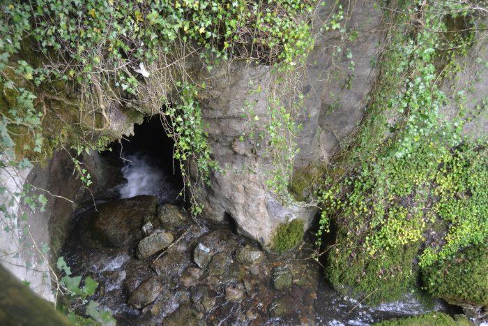 Sumidero de la Fuente de Santiago