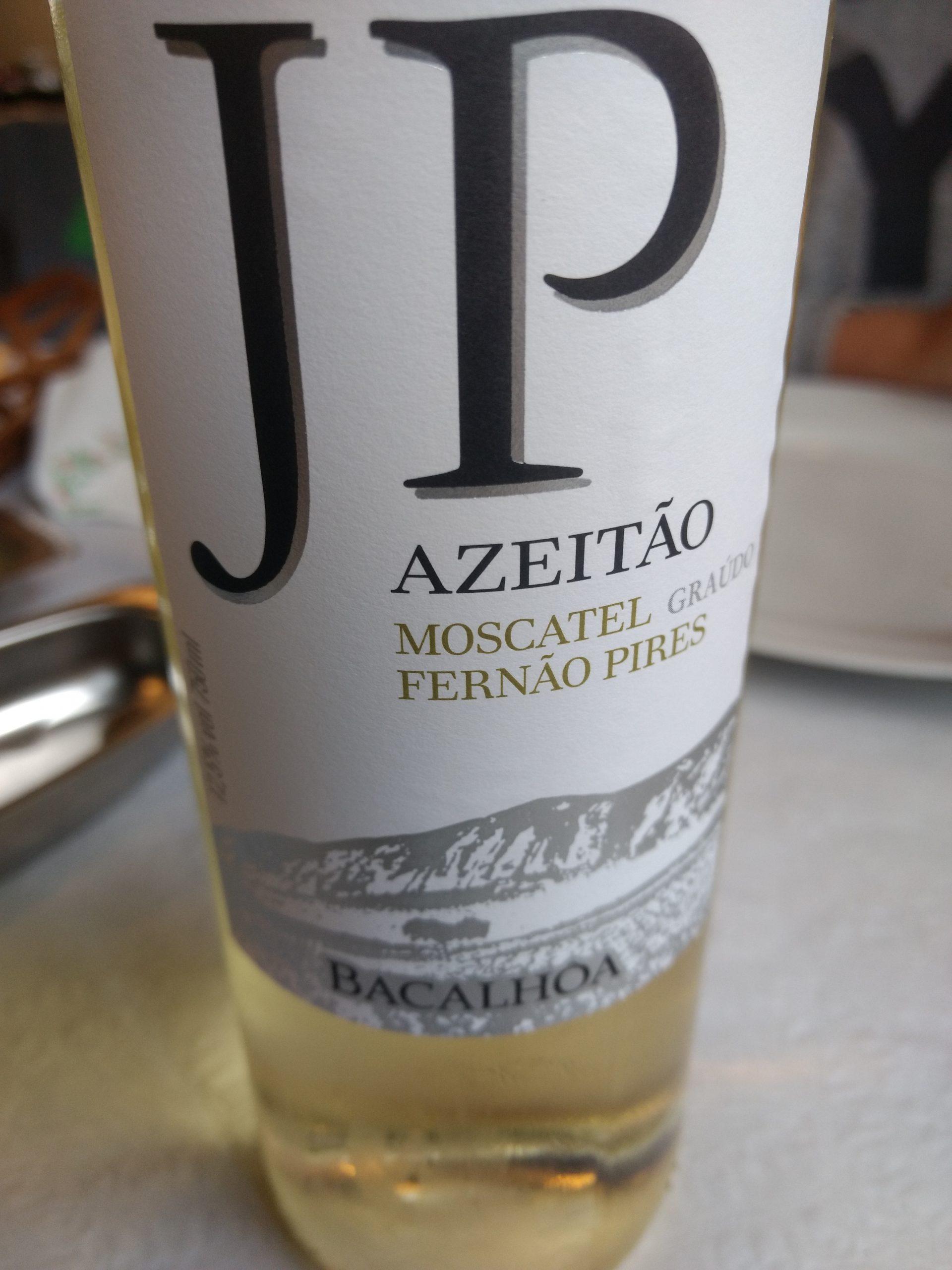 Vino JP Azeitão