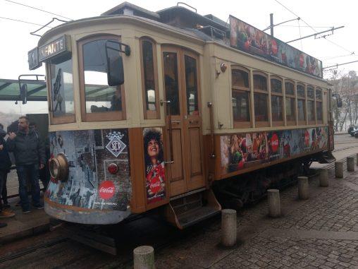 Tranvía de Porto