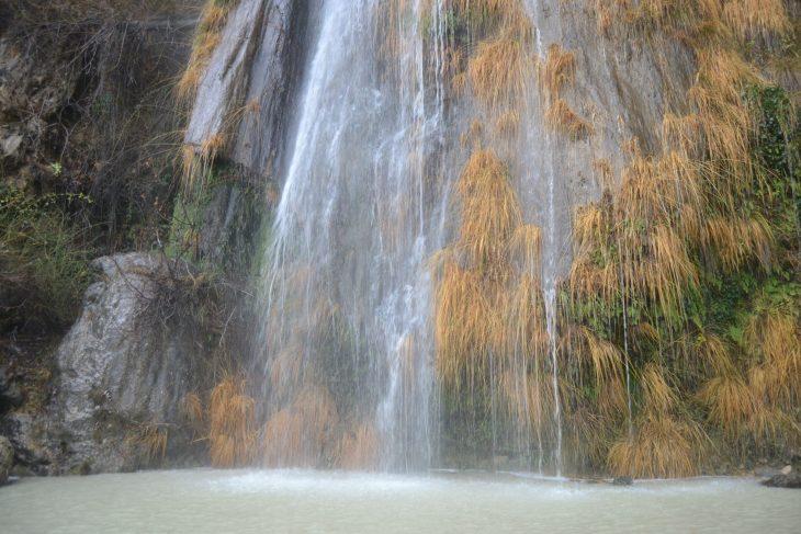 Poza de la Cascada de la Malena, Cazorla
