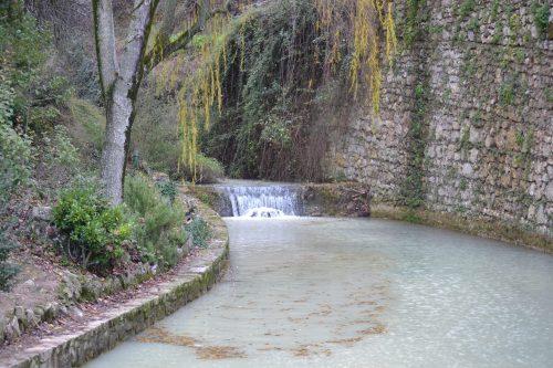 Río Cerezuelo en Cazorla