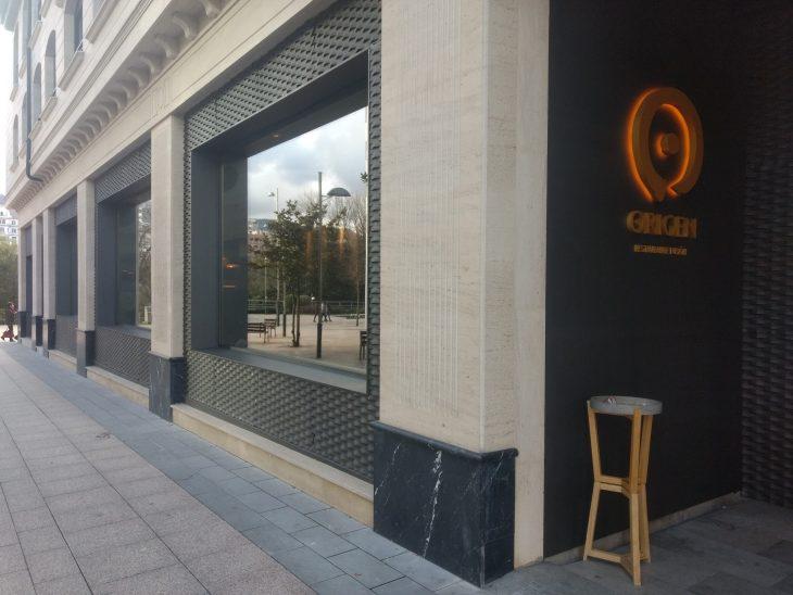 Restaurante Origen Bilbao